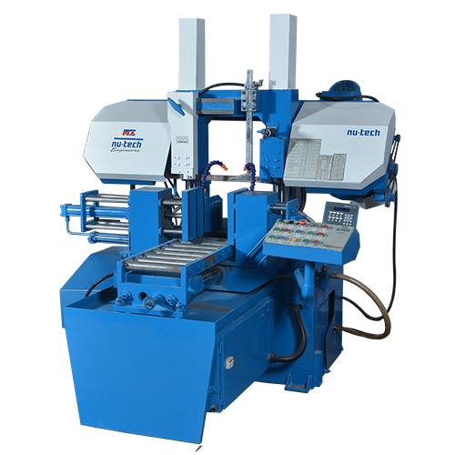 Metal Cutting Machine, Band Saw Machine, Fully Automatic Band Saw Machine, Semi Automatic Band Saw Machine