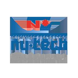 nutech website logo, Manual Bandsaw Machine, Bandsaw Cutting MachineManual